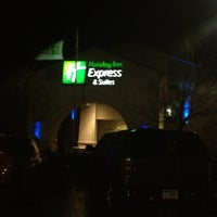 Photo taken at Holiday Inn Express & Suites Benton Harbor by Matt C. on 2/19/2013