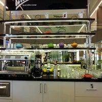 Photo taken at Wiener's Tea&Coffee Lounge by Melike Y. on 3/2/2013