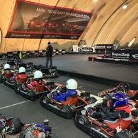 Снимок сделан в Forza Karting пользователем Roman S. 1/20/2013