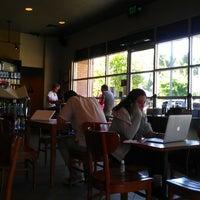 Photo taken at Starbucks by Ayako K. on 6/18/2013