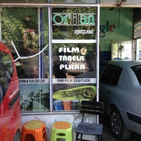 Photo taken at Orhan Reklam by Perdeniz Perde 0. on 8/3/2013