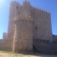 Foto tomada en Castillo De La Coracera por Fran S. el 3/14/2015