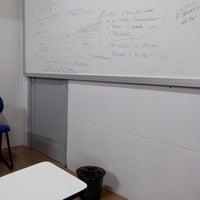 Photo taken at Instituto Dom Fernando Gomes (IDFG) by Mari B. on 2/12/2014