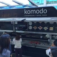 Photo taken at Komodo Food Truck by john d. on 10/30/2015