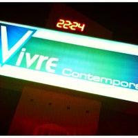 Photo taken at Vivre Contemporain by Cédric F. on 2/21/2013