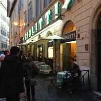 Снимок сделан в Giolitti пользователем Naki B. 2/10/2013