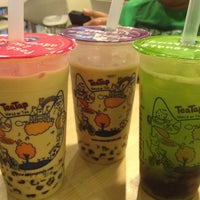 Photo taken at Tokyo Bubble Tea by Gg O. on 4/9/2013
