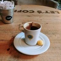 2/4/2018 tarihinde Metin S.ziyaretçi tarafından Let's Coffee'de çekilen fotoğraf