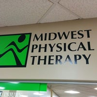 Photo taken at Midwest physical therapy elk grove by Chris S. on 3/28/2014
