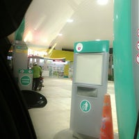 Photo taken at PETRONAS Station by CeceLia M. on 1/26/2013