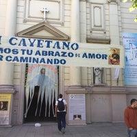 Photo taken at Parroquia y Santuario San Cayetano by Anibal F. on 10/1/2016