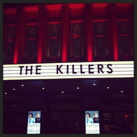 Photo taken at Eventim Apollo by Lizzy L. on 11/6/2013