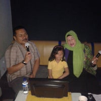 Photo taken at NAV Karaoke Keluarga by Fitri Dwi A. on 1/1/2014