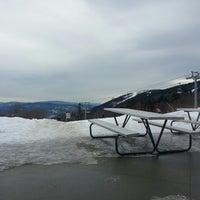 Photo taken at North Peak Lodge by Chris W. on 1/10/2014