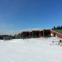 Photo taken at North Peak Lodge by Chris W. on 1/20/2014