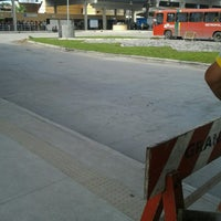 Photo taken at Terminal Integrado Barro by Vanessa S. on 6/19/2013