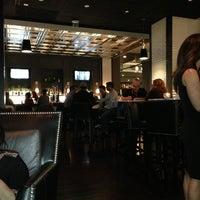 Photo taken at Gallerie Bar & Bistro by Jennifer A. on 3/10/2013