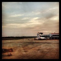 Photo taken at Gate 43 by Bhuschong S. on 12/20/2012