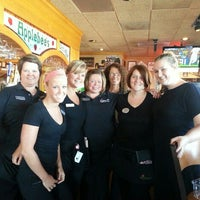 Photo taken at Applebee's by Rebecca L. on 7/26/2013