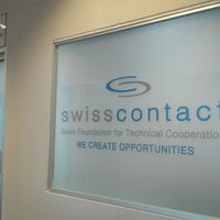 Photo taken at SwissContact SCPP Regional Office Sulawesi by Dede' D. on 4/16/2013