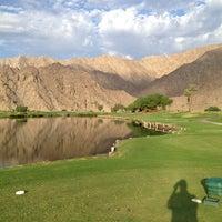 Photo taken at La Quinta Mountain Course by David G. on 8/31/2013
