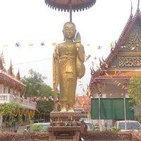 Photo taken at Wat Lahan by STEMCELL_REPAIR @. on 4/7/2013