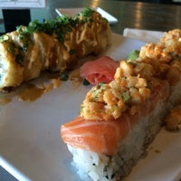 Photo taken at Trapper's Sushi by Meliss & Woody J. on 3/1/2015