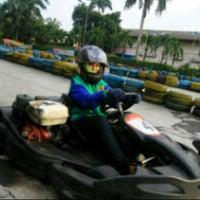 Photo taken at Speedy Karting by My Kurrota C. on 3/10/2013