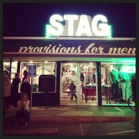 Photo taken at Stag by Jeff S. on 4/5/2013