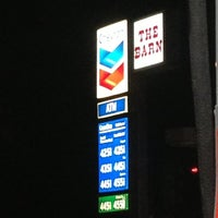Photo taken at Chevron by Ernest F. on 2/27/2013