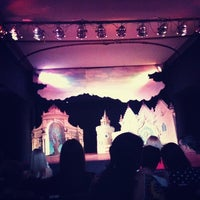 Photo taken at Молодежный «Театр на Булаке» by Ксения Л. on 5/31/2013