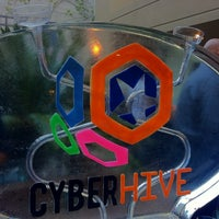 Photo taken at CyberHive by Phelan R. on 8/8/2013