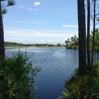 Photo taken at Topsail Hill Preserve State Park by Brett M. on 7/12/2013