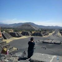 Foto tomada en San Juan Teotihuacan por Oscar A. el 3/3/2013