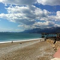 3/23/2013 tarihinde Murat G.ziyaretçi tarafından Konyaaltı Plajı'de çekilen fotoğraf