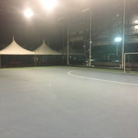 Photo taken at Kompleks Futsal 1Malaysia by ian F. on 12/2/2016