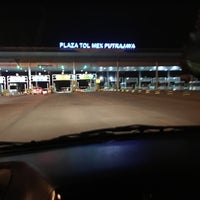 Photo taken at Plaza Tol Putrajaya by ian F. on 3/3/2017