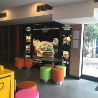 Photo taken at McDonald's by Porapat B. on 11/19/2017