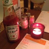 Photo taken at Gourmet Café by kenji on 1/16/2013