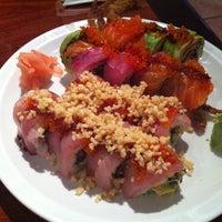 Photo taken at Sen Dai Sushi by Grace C. on 1/30/2013
