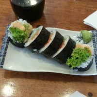 Photo taken at Sushi East by Jenie L. on 3/31/2014