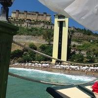 Photo taken at Utopia World Beach by 💞Алёнка💞 on 5/25/2013