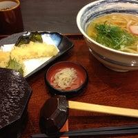 Photo taken at 杵屋 池袋駅ルミネ店 by WelshCorgi on 11/2/2012