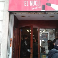 Photo taken at El Nucli by Omar D. on 1/27/2013