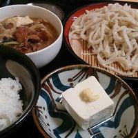 Photo taken at 勝山食堂 by usudon on 9/7/2014