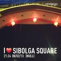 Photo taken at Sibolga Square by Astrid s. on 2/8/2013