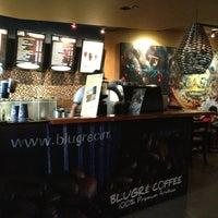 Photo taken at Blugré Coffee by Mitor A. on 3/12/2013