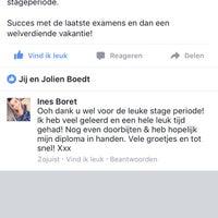 Photo taken at Trein Gent > Oostende by Ines🌸 on 6/13/2016