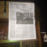 Photo taken at De Witte Raaf by Lorenzo V. on 3/24/2013