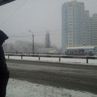 Photo taken at ДК Днепр by Ховпун А. on 2/9/2013